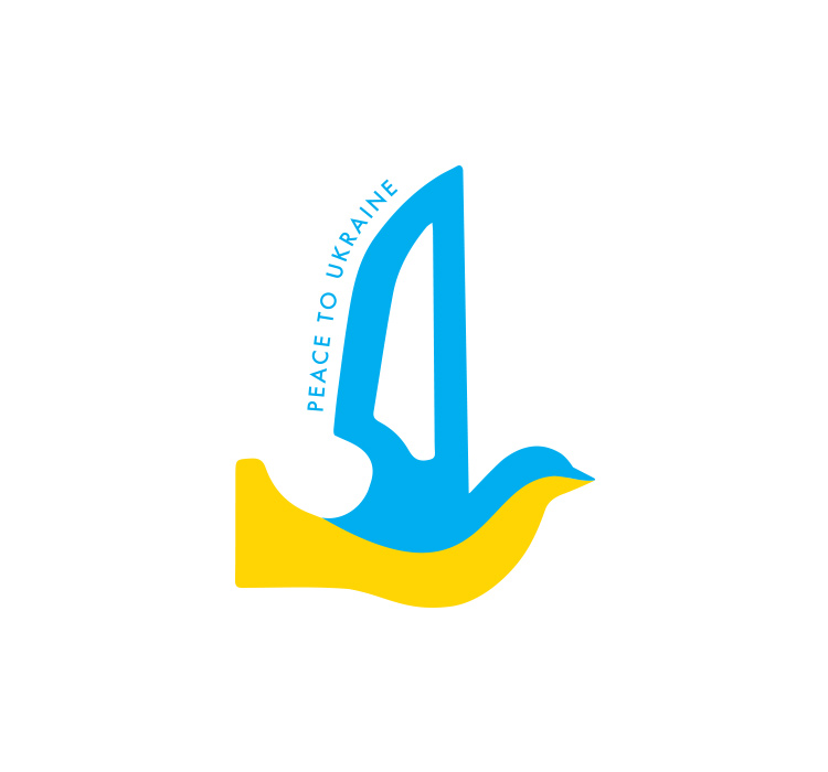 Logo Peace to Ukraine
